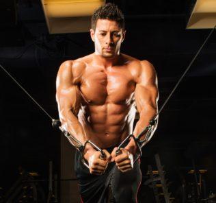 Кроссовер - превосходное формирующее упражнение для груди, для завершения тренировки.