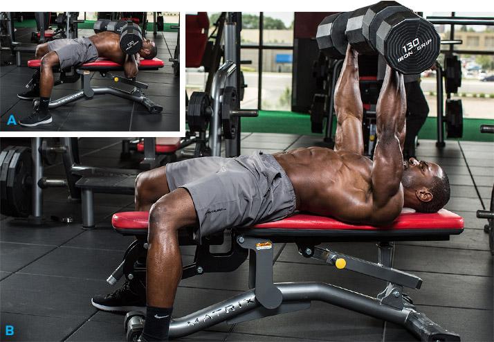 Со временем вы поймёте вашу личную кривую силу и соотношение весов к повторениям, в каждом упражнении, которое вы делаете. Вам очень сильно поможет, если вы будете записывать веса и повторения, которые вы сделали, в блокноте.